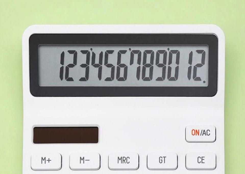 KACO Lemo Calculator широкий экран
