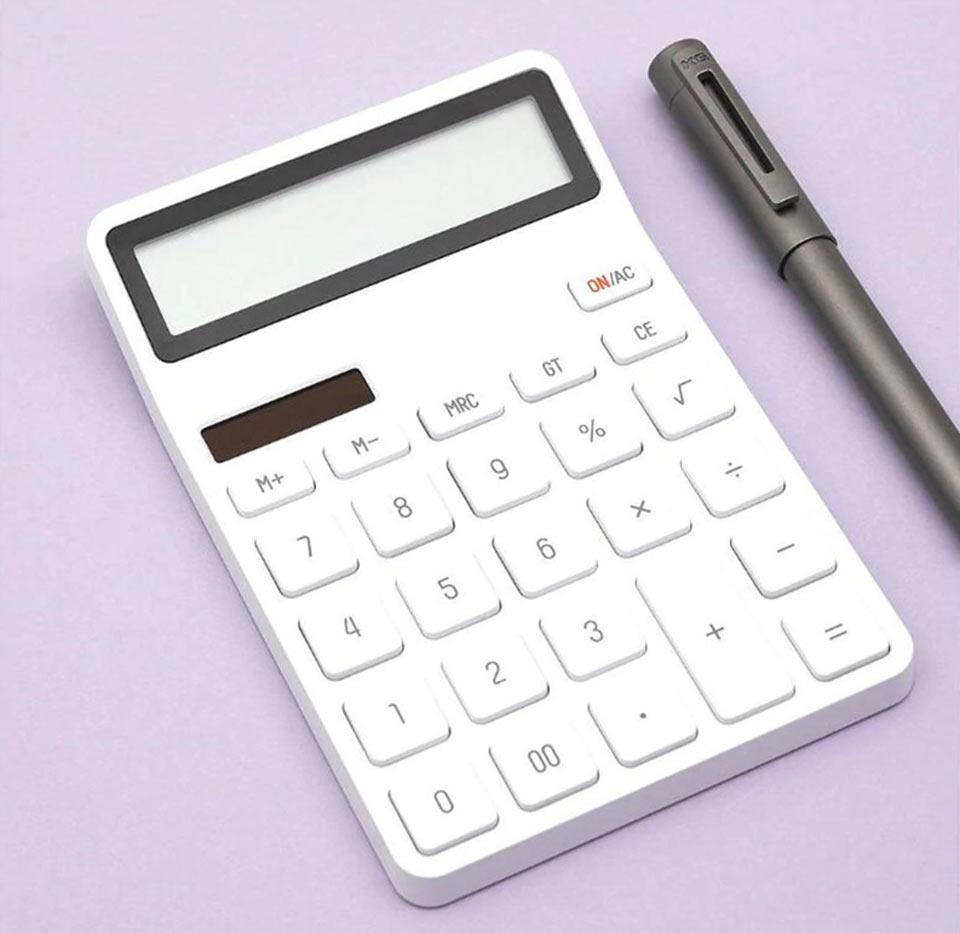 KACO Lemo Calculator красивый калькулятор