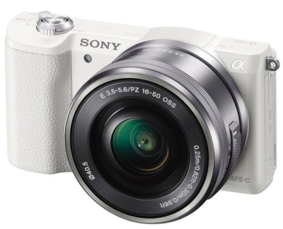 Фотоаппарат Sony Alpha A5100 Kit 16-50 Белый