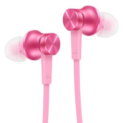 Наушники Xiaomi Mi Piston Headphones Basic Edition Pink