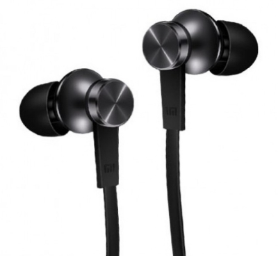 Наушники Xiaomi Mi Piston Headphones Basic Edition Black