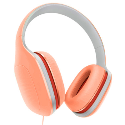 Наушники Xiaomi Mi Headphones Light Edition Orange ZBW4366TY