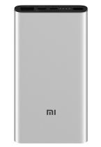 Аккумулятор Xiaomi Mi Power Bank 3 10000 mAh Silver