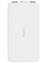 Аккумулятор Xiaomi Redmi Power Bank 10000mAh White PB100LZM