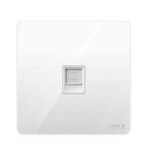 Розетка компьютерная Xiaomi OPPLE Lighting Wall Switch Socket White K12 Computer Plug