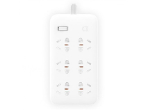 Удлинитель Xiaomi Mijia Power Strip 6 Socket White NRB4032CN