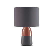 Лампа прикроватная Xiaomi Bedside Touch Table Lamp Grey Brown (1шт)