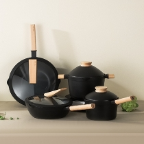 Набор посуды Xiaomi Taste Plus New Upgraded Series Cookware (4pcs)