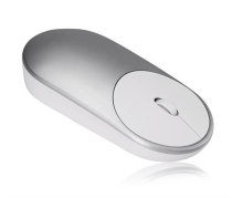 Мышь Xiaomi Mi Portable Mouse Silver Bluetooth HLK4002CN