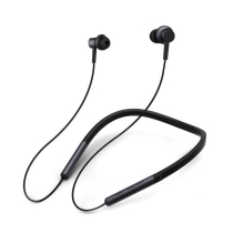Наушники Xiaomi Mi Collar Bluetooth Headset Black LYXQEJ01JY