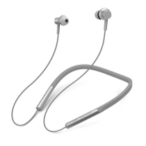 Наушники Xiaomi Mi Collar Bluetooth Headset Grey LYXQEJ01JY