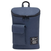 Рюкзак Xiaomi 90 Points Chic Chest Bag Blue 2077