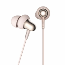 Наушники 1MORE Stylish Dual-Dynamic In-Ear Gold E1025